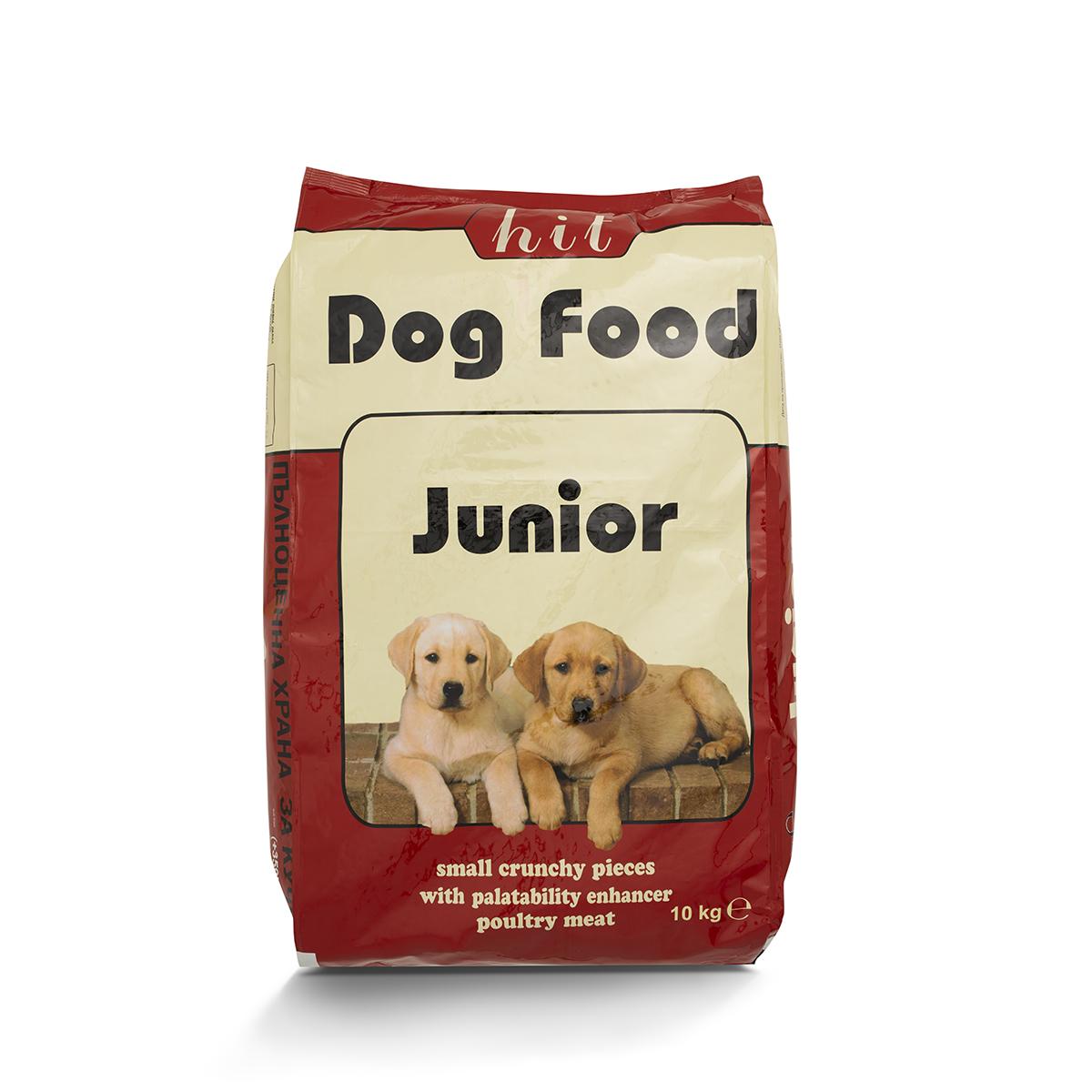 Храна за кучета ХИТ БЕБЕ
